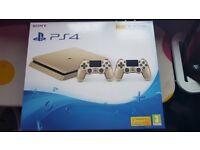 PlayStation 4 500gb slim.