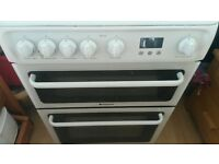 Hotpoint LPG Oven Ideal For Caravan