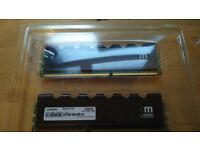 Mushkin Blackline 996995 - 8GB (2x4GB) DDR3 PC3-12800 9-9-9-24 RAM