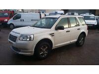 2010 / 10 Plate Land Rover Freelander 2 2.2 TD4e S 4X4 5dr NO VAT NO VAT