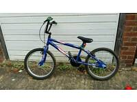 Creed Bmx Great Britain Edition