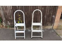 Step ladders - can deliver local