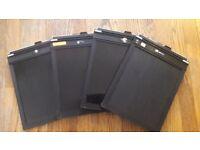 8 x 10 inch large format film darkslides