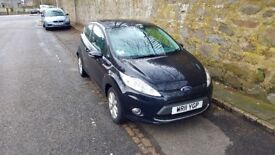 2011 Ford Fiesta Zetec - Black