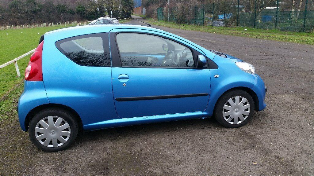 Peugeot 107 Automatic 2007 **ONLY 41K MILES** Very good condition