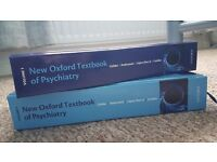 New Oxford Book of Psychiatry - Volume 1 and 2