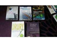 Business and Accountancy textbooks