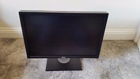 """24"""" (Inch) Dell Monitor including cables"""