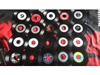 "20 7inch vinyl 7"" 80s 90s pop some classics lot bronski beat Giorgio Moroder wham"