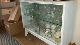 Vintage China or glass display cabinet