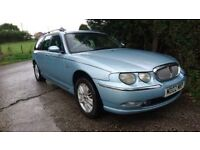 Rover 75 Se Tourer 2.0 V6 .....2002....LPG/GAS Conversion...Spares/ Repairs