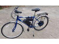 Dawes Accona Electric Bike Trekking / Hybrid / Commuter eBike ***BRAND NEW***