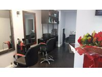 Chair for rent in hairdressing salon