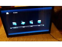 Bush 39 inch flatscreen tv, model LC-39-GL-12F,
