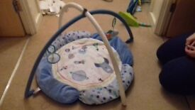 Rocket baby play mat good condition