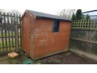 7 x 5 ft Garden Shed