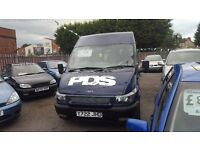 FORD TRANSIT LWB 2.0 DIESEL 2001 5 MONTHS MOT GOOD CONDITION NICE CLEAN VAN READY TO WORK