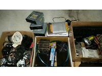 Very large collection of computer bits.