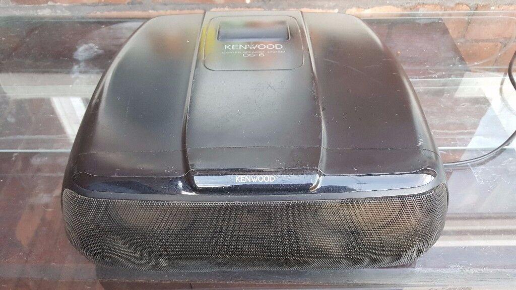 Kenwood Center Speaker System CS-6