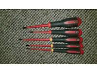 Bahco screwdriver set