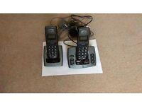 Main telephones