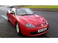 MG TF / MGTF 2005 Red 64k Miles great condition through out, convertible with hids