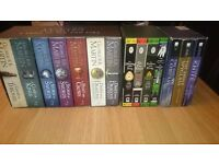 Lord of the rings + hobbit collection.
