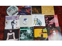 "7"" vinyl record collection"