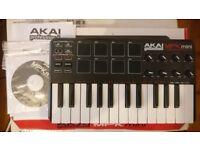 AKAI PROFESSIONAL MPK MINI MK1 - MIDI CONTROLLER KEYBOARD