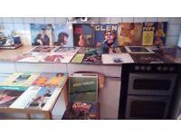 Eclectic range of vinyl LPs from Tom Jones to Strauss!