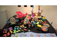 Octonauts Bundle including gups and characters