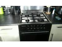 Elba cooker plus integrated dishwasher