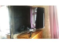 "Samsung 46"" smart lcd TV"