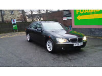 2008 BMW 730d Imaculate condition,for sale or swap with Land Rover Discovery 2 or BMW X5