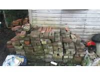 House bricks tiles and ground drains