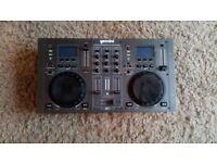 GEMINI CDM 3250 TWIN CD DECKS PROFESSIONAL DJ WORK STATION £100 ONO