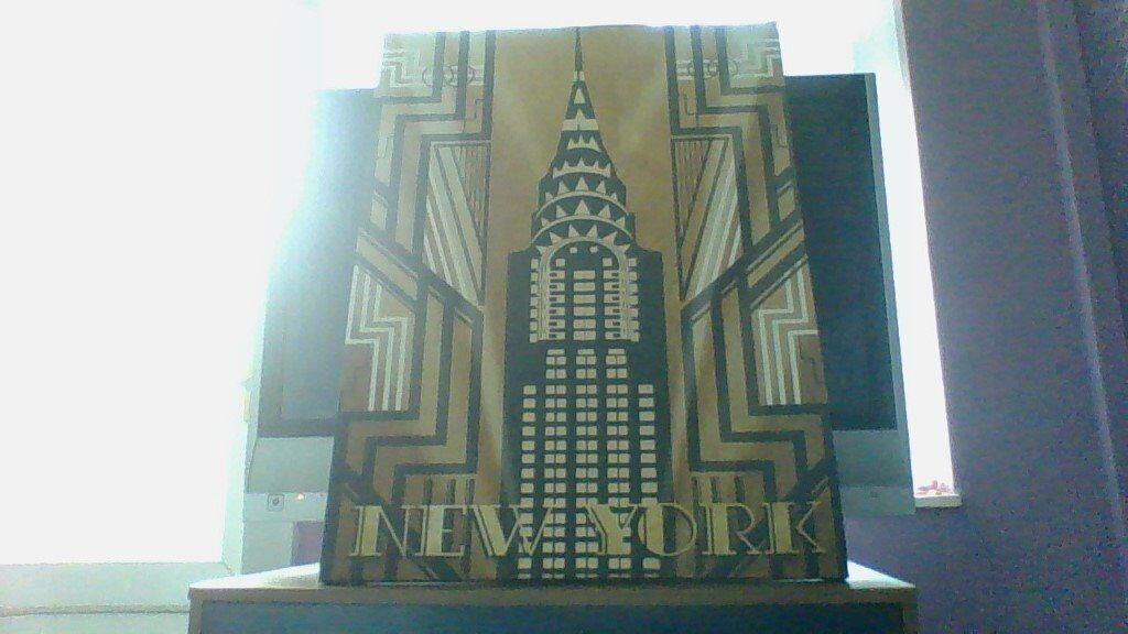 New York Canvas for sale
