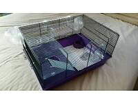 Pets at home medium wire hamster home