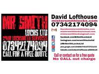 Mr Smith Locks Limited (Leeds) - 24hr Locksmith Services