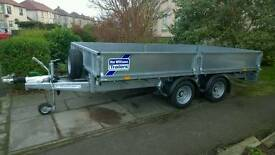 2016 Ifor Williams LM126 Brand New Never Been Used