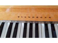 Piano/organ