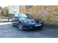 SAAB 9-3 AERO VECTOR ESTATE. 1.9 TURBO DIESEL.LONG MOT.FULL SERVICE HISTORY.