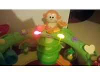 fisher price jungal gym