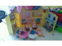 Discount peppa pig castle