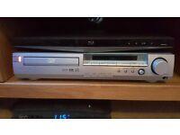 SONY CD/DVD PLAYER & SURROUND SOUND SYSTEM