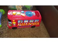 Vtech bus used good condition
