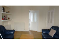 Spacious two-bedroom top floor apartment for rent