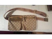 Authentic Gucci Fanny Pack/ Waist Bag
