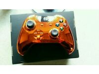 Scuf gaming xbox one controller RARE limited colour 2 paddle pro grips