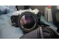 Olympus om30 film camera
